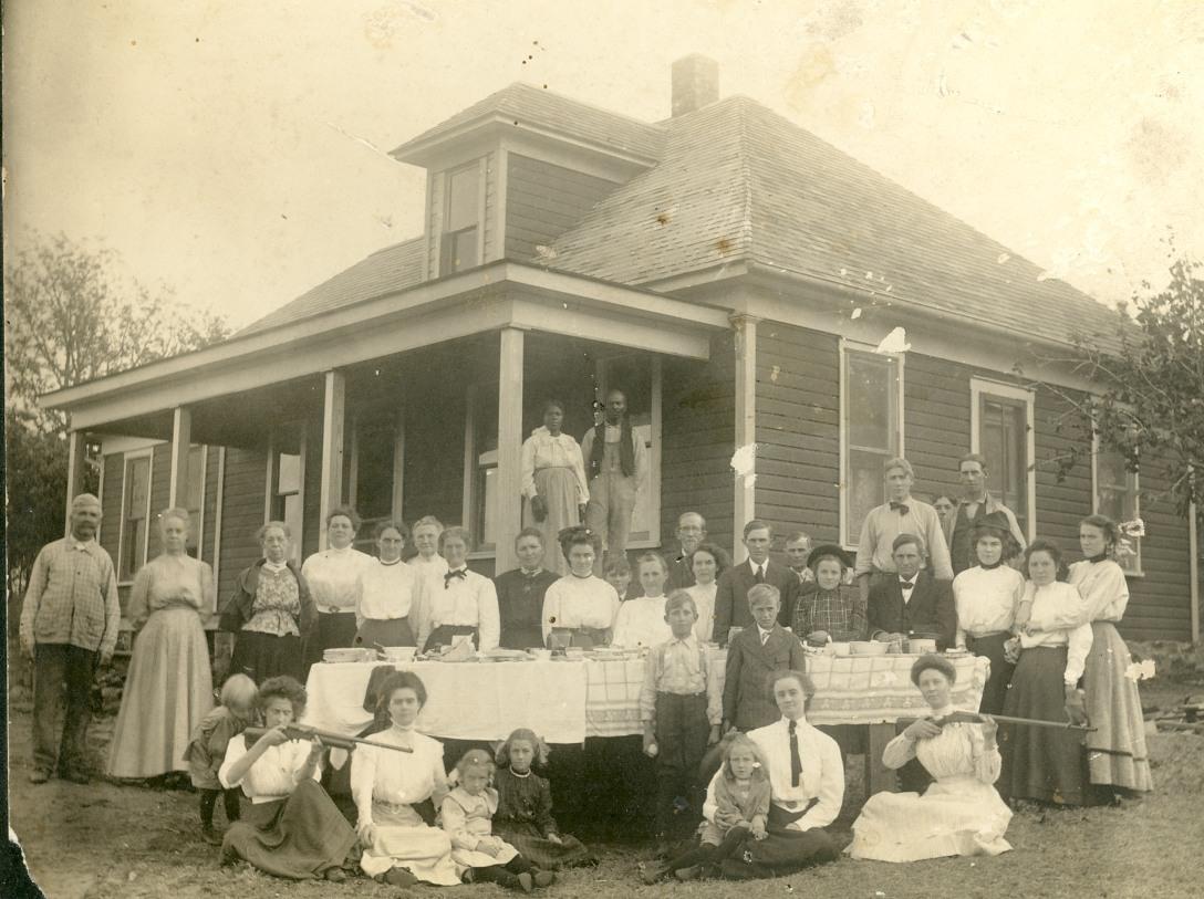 1895 OKC Thanksgiving at G. G. Bakers.jpg