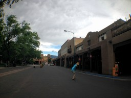 Sante Fe and the Road Home