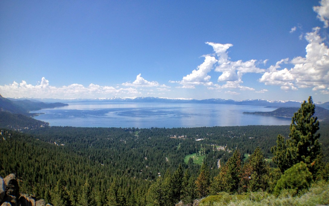 Tahoe Lake full